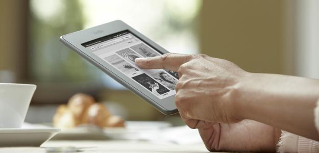 Amazon прекращает продажи ридера Kindle Touch