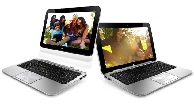 HP Envy X2 - ультрабук и планшет в одном лице!