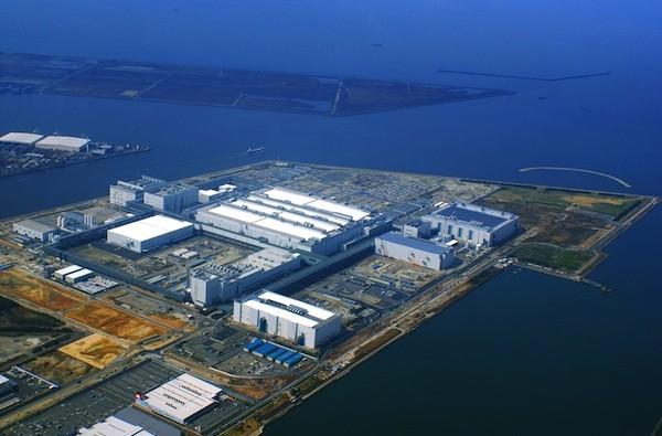 Sharp и Sony откроют самый современный в мире завод по производству ЖК-панелей.