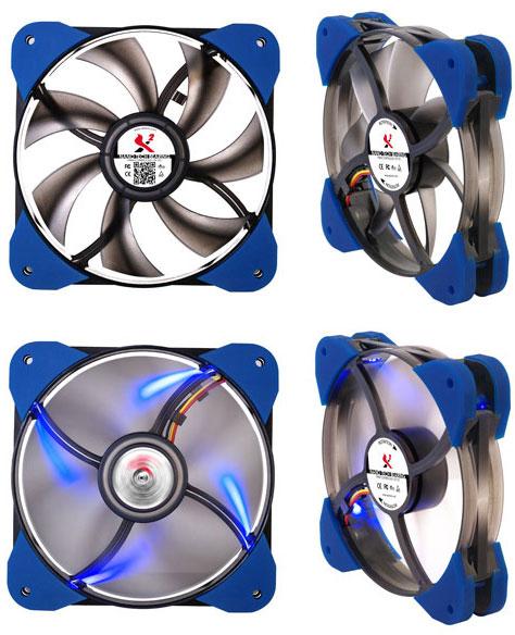Spire X2 Nano-Tech Series Fans