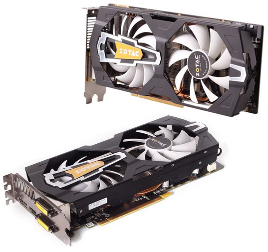 ZOTAC GeForce GTX 660 Destroyer DTC