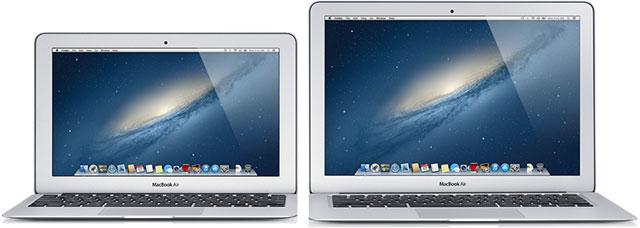 Прогнозы на 2013 год: снижение стоимости MacBook Air может подорвать продажи ультрабуков