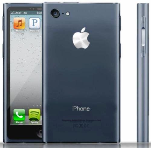 Концепт iPhone mini на процессоре Apple A7