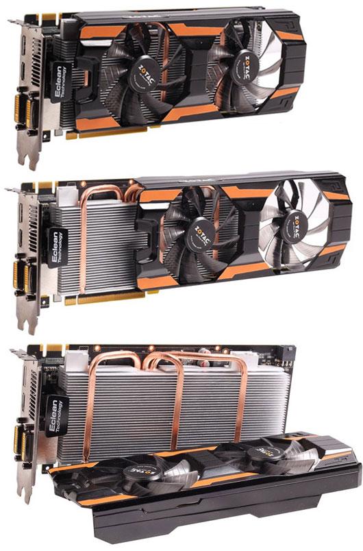 ZOTAC GeForce GTX 660 Thunderbolt Edition