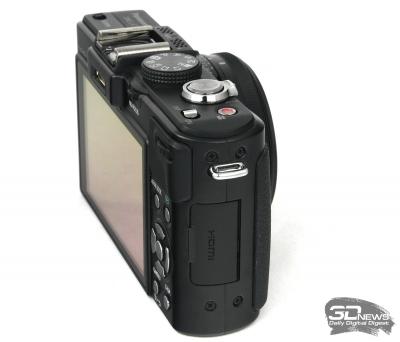 Panasonic Lumix DMC-LX7 — общий вид