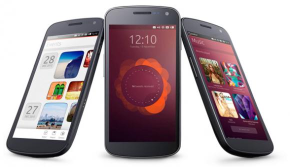 Релиз первых смартфонов на Ubuntu состоится уже в октябре