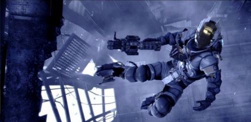 Dead Space 3 взобралась на вершину британских чартов