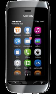 Asha 310: первый смартфон Nokia с Dual SIM и Wi-Fi