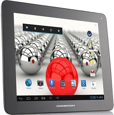 Польский планшет MODECOM FreeTAB 8001 IPS X2 3G на Android 4.1   novinki it industrii