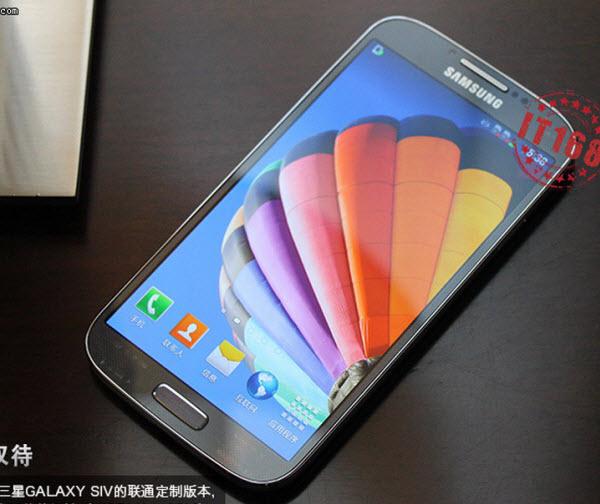 Изображения и характеристики Samsung Galaxy S IV попали в Сеть за день до анонса
