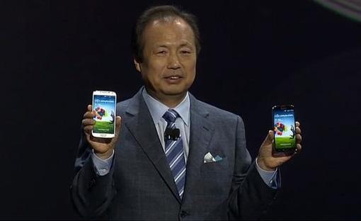 Официальная премьера смартфона Samsung GALAXY S4