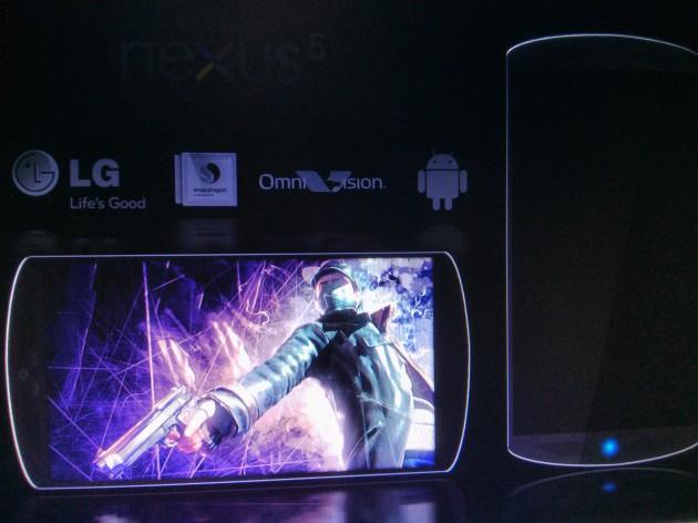 Слухи с впечатляющими характеристиками Google Nexus 5 от LG