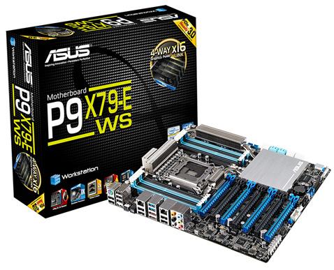 ASUS P9X79-E WS