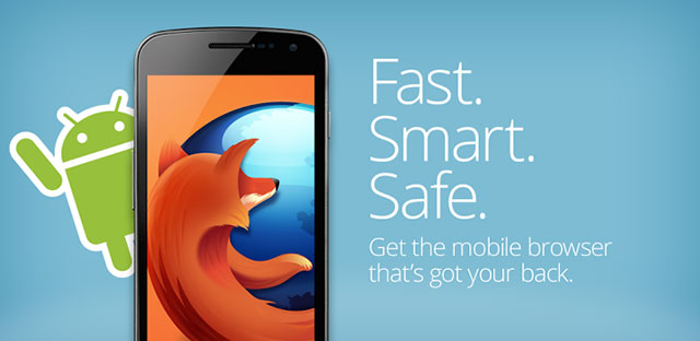 Firefox 20 Android
