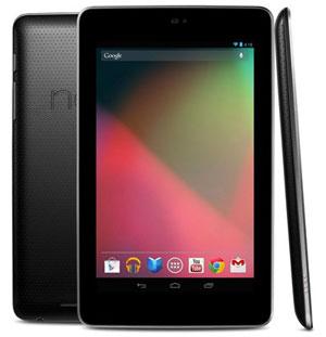 Google начнет продажи следующей версии Nexus 7 в июле