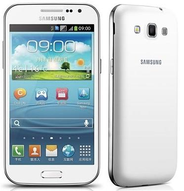 """Samsung GALAXY Win c 4,7"""" экраном и четырехъядерным процессором анонсирован в Китае"""