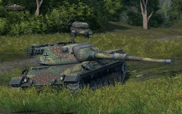 World of Tanks 8.5