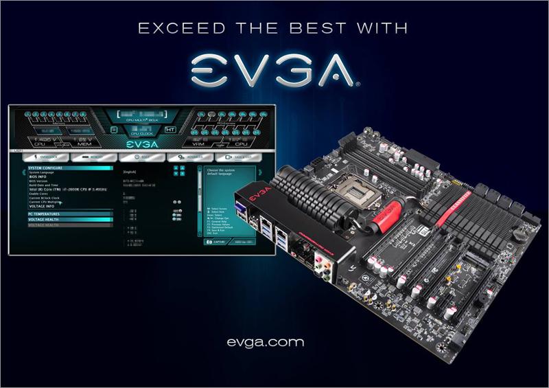 EVGA Z87 Classified