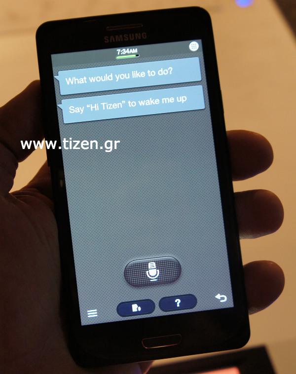 Samsung.  720р.  Беспроводное подключение.  Tizen OS 2.1.  Модель.