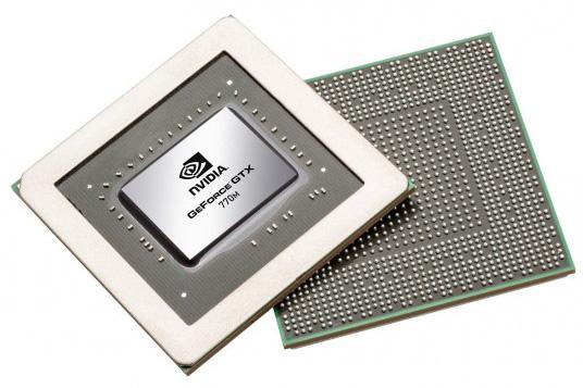 NVIDIA GeForce GTX 770M
