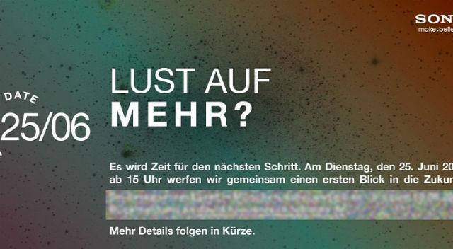 Sony представит в Германии 6,44-дюймовый фаблет Togari?