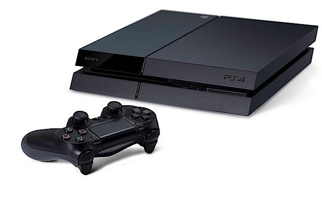 Sony показала консоль PlayStation 4