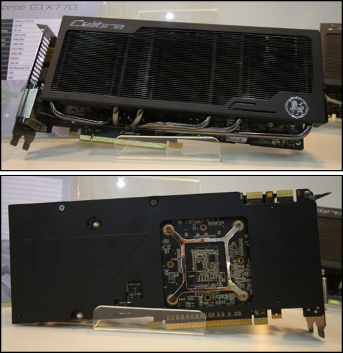 SPARKLE Calibre GeForce GTX 770 4GB