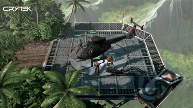 Crytek представила мобильную игру The Collectibles