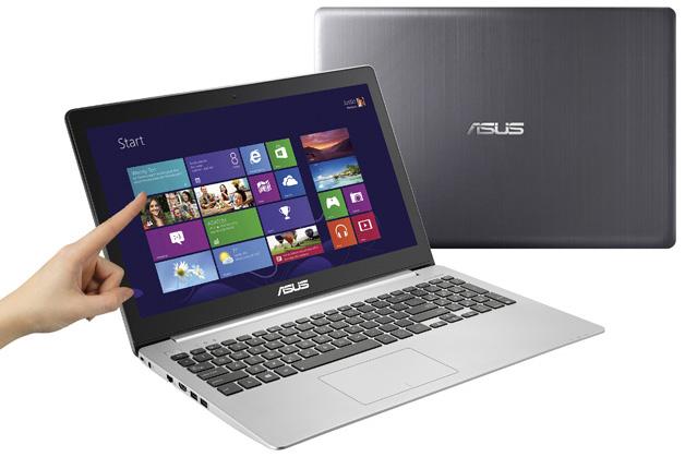 ASUS VivoBook S551 Touch Ultrabook