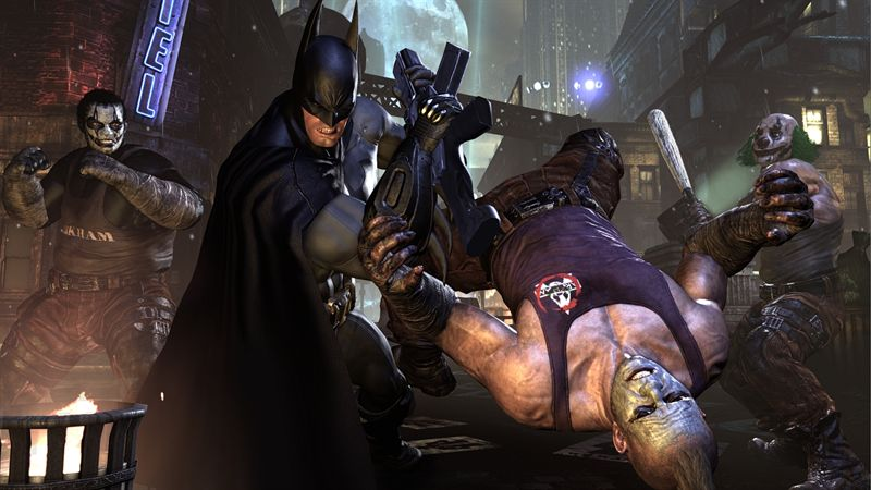 Batman Arkham City Game Of The Year Edition Ps3 Dlc On Disc.