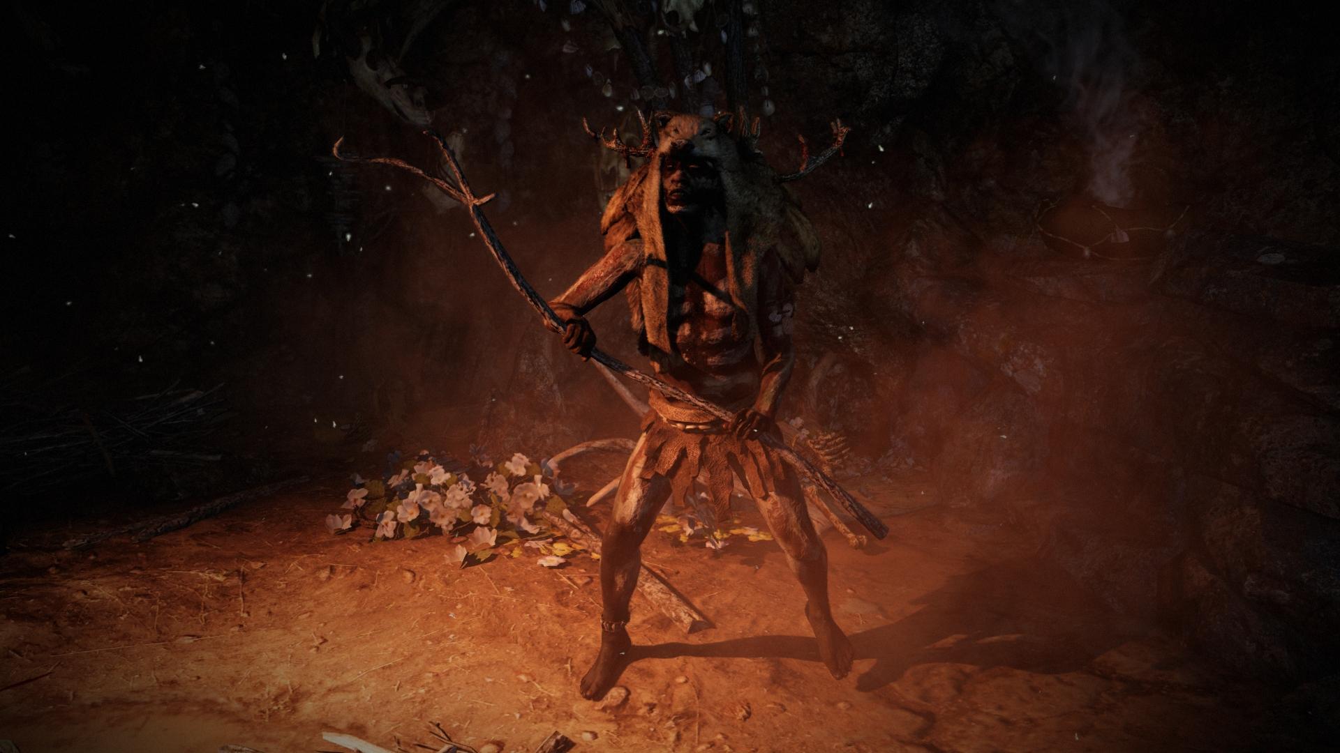 Far cry primal как изучать наскальный рисунок 2