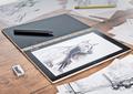 Новая статья: Обзор гибридного планшета Lenovo Yoga Book: боковая ветвь эволюции