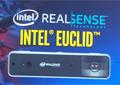 Компактный компьютер Intel Euclid для роботов обрастает подробностями