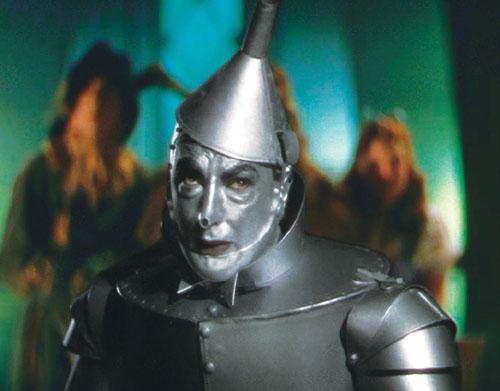 Железный дровосек своими руками костюм