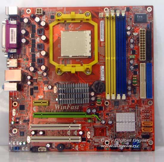 WinFast 6100 M2MA – новая