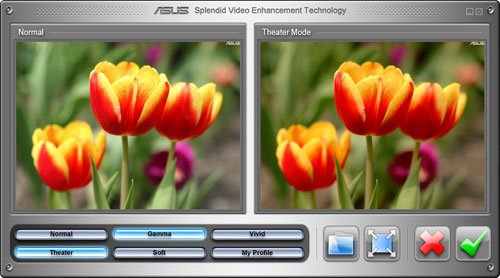 Splendid Video Enchancement Technology