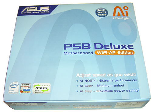 ASUS P5B Deluxe-WiFi