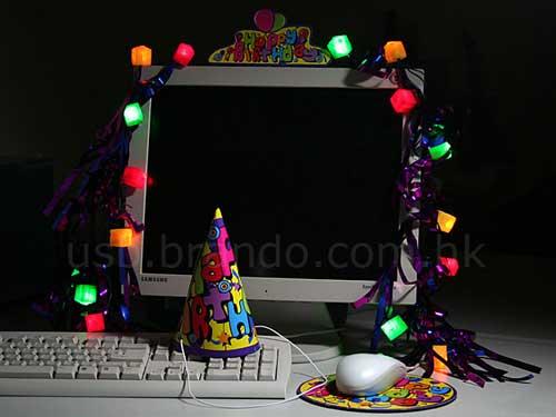 Как украсить рабочее место на день рождения своими руками