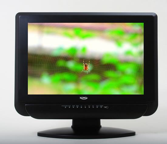 Телевизор Toshiba 19SLDT2 похож на Xoro HTC 1900w.