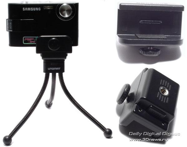 Samsung Digimax i6 - мультимедийные 6 Мп / Цифровое фото и ...: http://www.3dnews.ru/190821