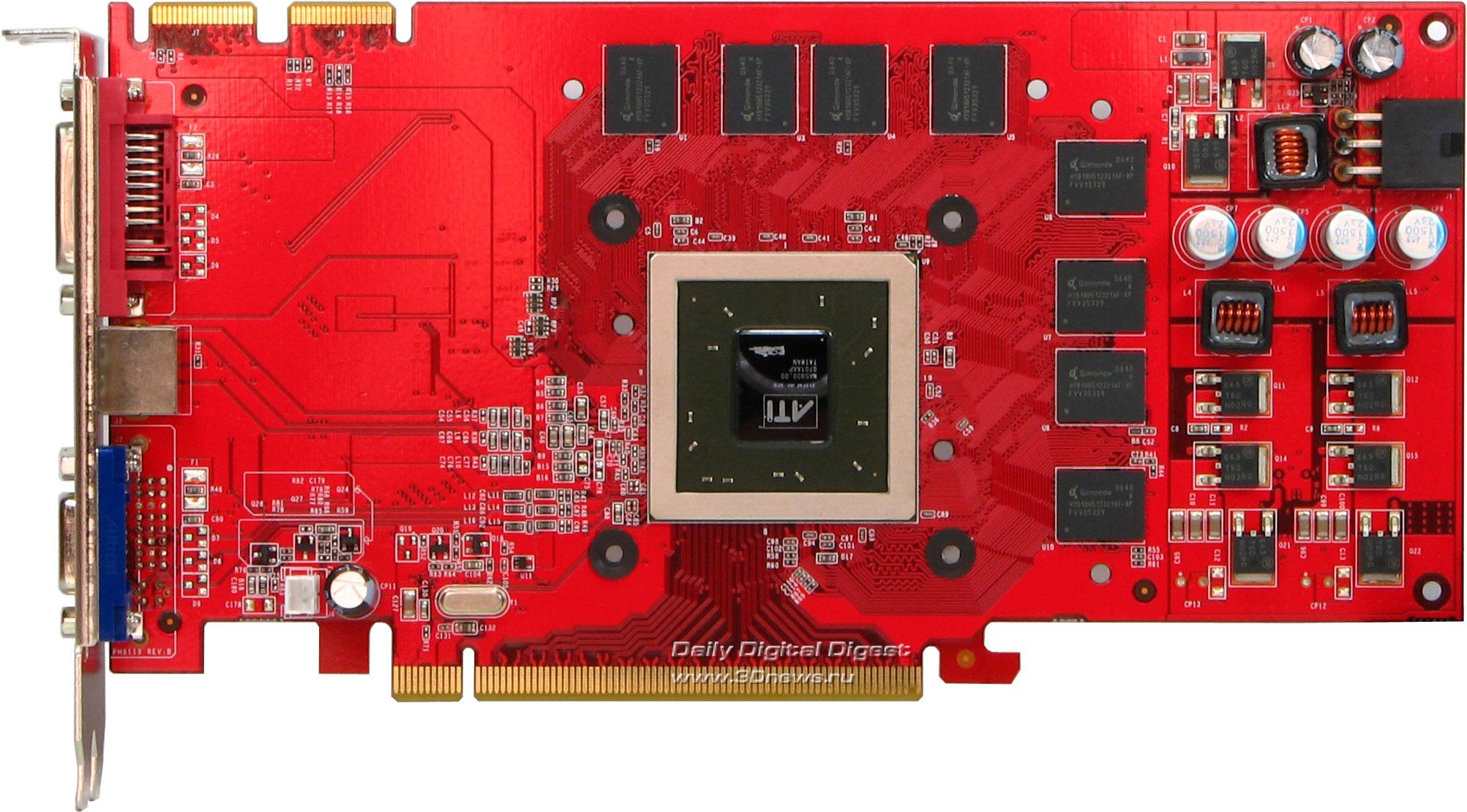 Видеокарта AGP 256МБ Sapphire