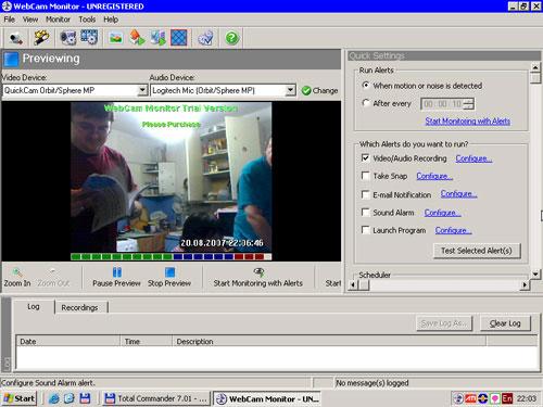 программы для web камер