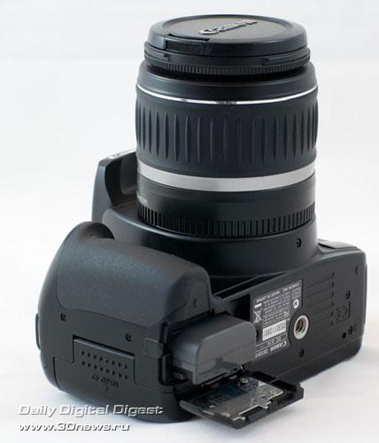 Canon Eos 400d инструкция на русском - фото 7