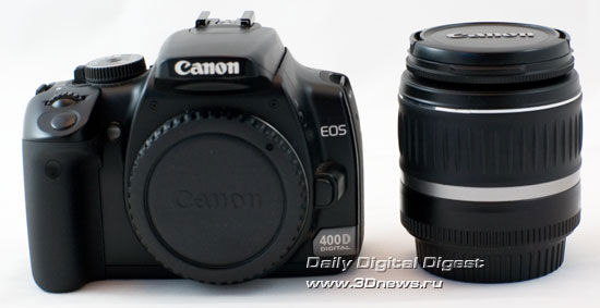 Canon Eos 400d инструкция на русском - фото 8
