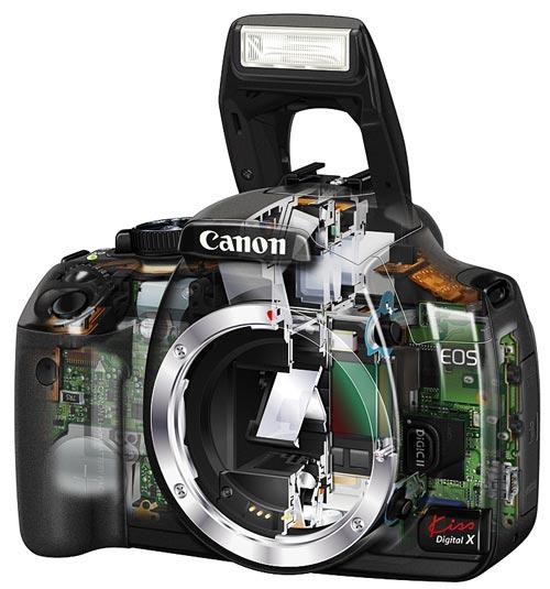 фотоаппарат Canon Eos 400d инструкция - фото 7