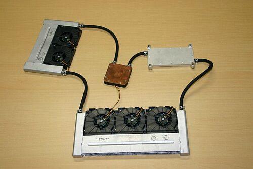 Системы охлаждения фотокарт своими руками