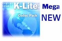Скачать последнюю версию k lite codec pack mega