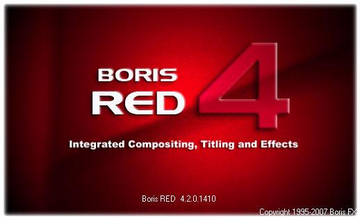 Boris RED 4.2