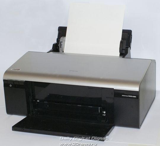 Epson Stylus Photo R290 скачать драйвера