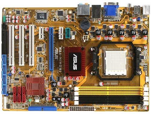 ASUS M3A-H-HDMI